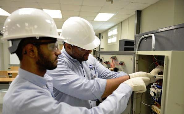 وظائف فني صيانة كهرباء وميكانيكا فبراير 2019